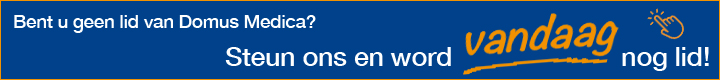 Nog geen lid van Domus Medica? Steun ons en word vandaag nog lid!